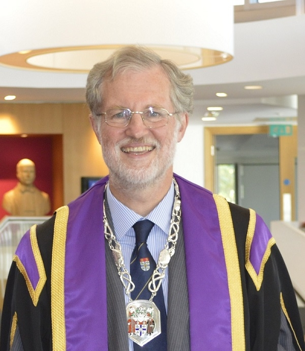 Picture of Dr John Hughes, FPM Dean