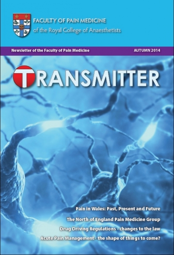Transmitter Autumn 2014 cover