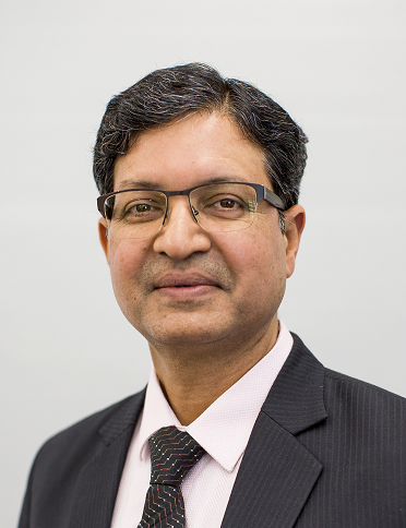 Headshot of Dr Sanjeeva Gupta